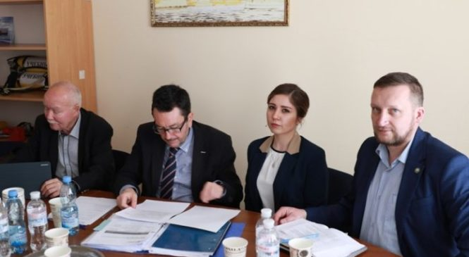 EMSA Carries Out an Audit in Ukraine